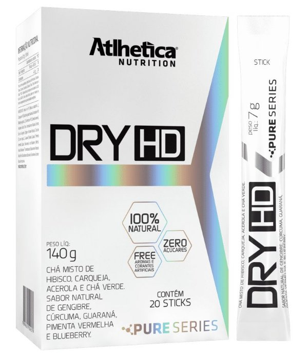 DRY HD (140g) 20 STICKS