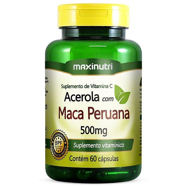 Maca Peruana 60 cáps Maxinutri