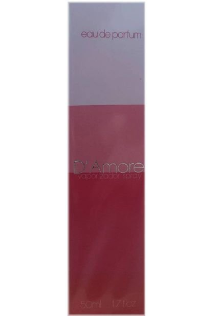 Perfume Feminino D'AMORE (50ML) Inspirado em J' Adore