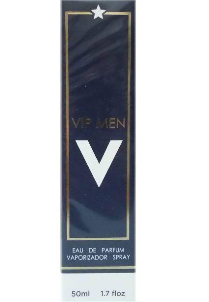 Perfume Masculino VIP MEN (50ML) Inspirado em 212 VIP masculino