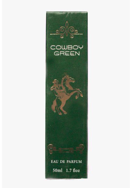 Perfume Masculino COWBOY GREEN (50ml) Inspirado em Polo Green