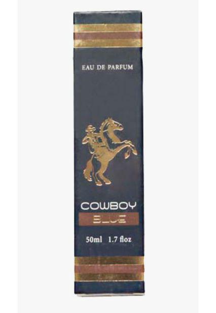 Perfume Masculino COWBOY BLUE (50ml) Inspirado em Polo Blue