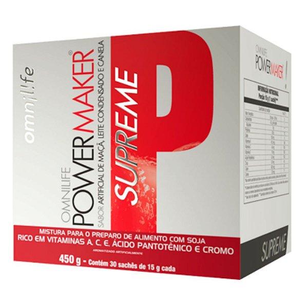 Power Maker Supreme Omnilife Powermaker
