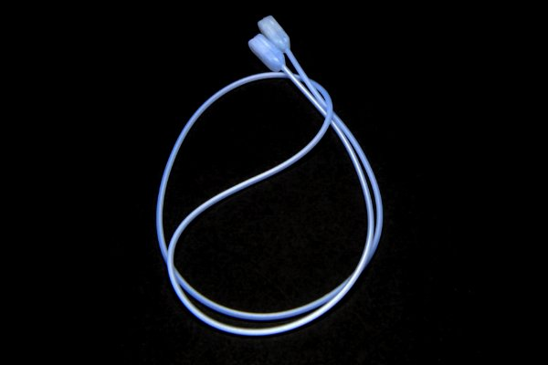 CORRENTE SICUREZZA SILICONE Modelo: GRIP cor Azul Pérola