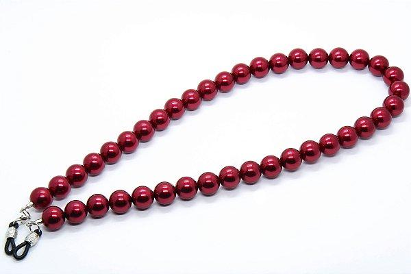 CORRENTE PEROLA Modelo: PALLAS G16 cor Vermelho