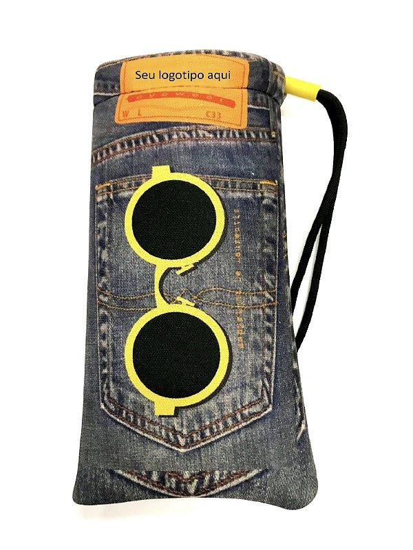 ESTOJO Neoprene Modelo: Blue Jeans