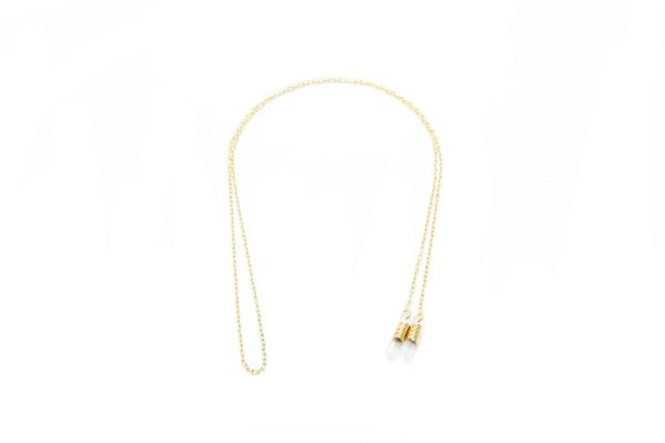 CORRENTE Metal Modelo B 065 Cor Ouro