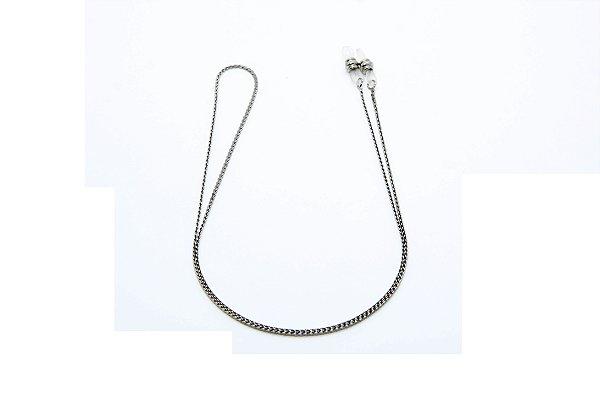 CORRENTE Metal ESPECIAL Modelo L15074 Cor Níquel