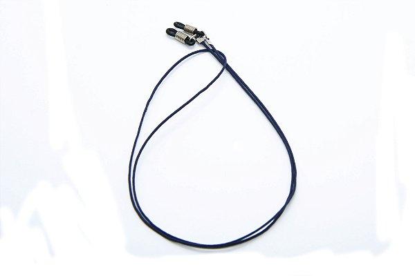 CORRENTE Modelo: CORDÃO KORINO cor Azul