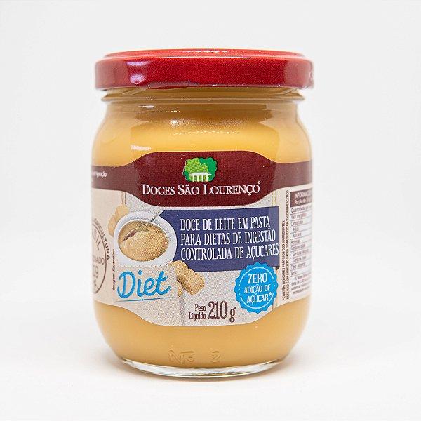 Doce de Leite Diet 210g