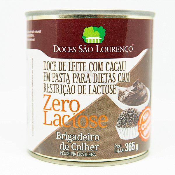 Brigadeiro de Colher Zero Glúten Zero Lactose 365g