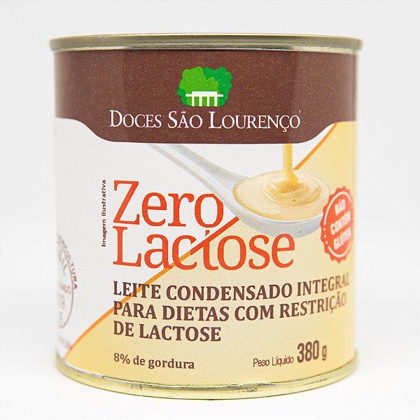 Leite Condensado Zero Glúten Zero Lactose 380g