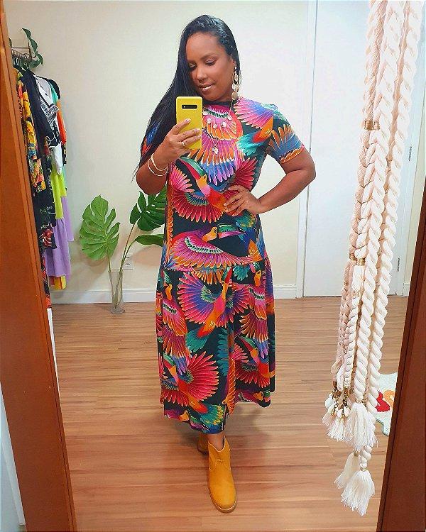 Vestido Cropped Frescor de Tucano - Farm