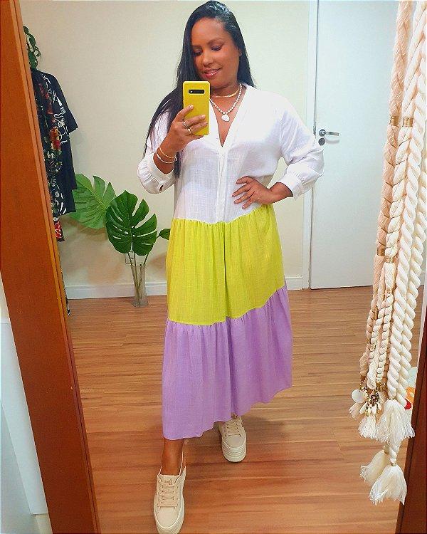 Chemister Midi Recortes Colors - Dress To