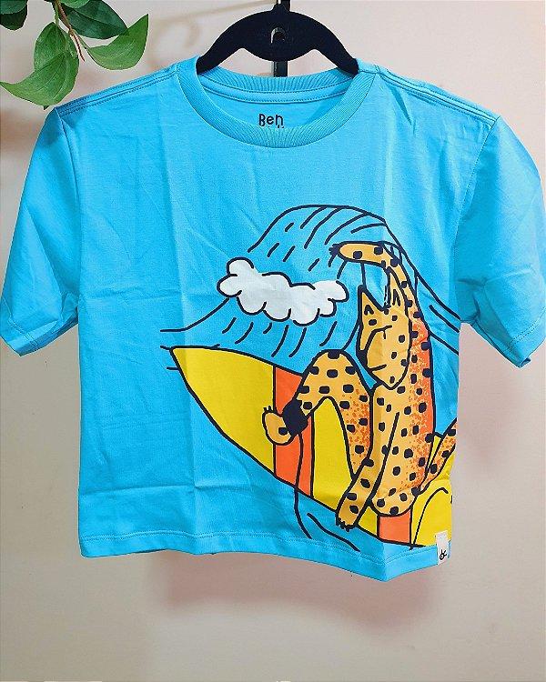 Camiseta Silk Suell - Bento