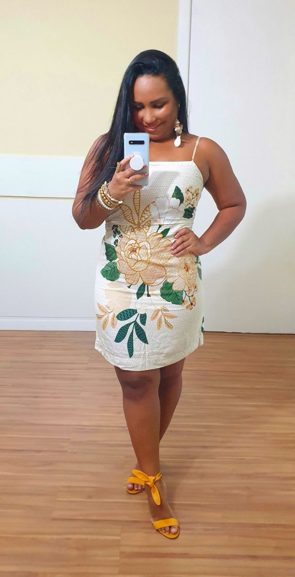 Vestido Dress to Estampa Harmonia