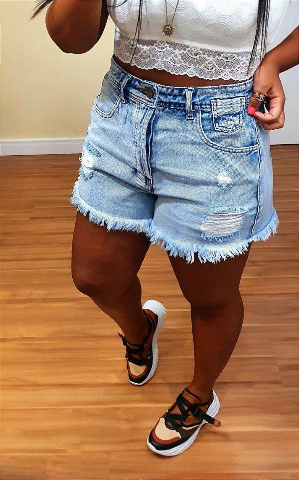 Short Dress to Denim Clear Jeans