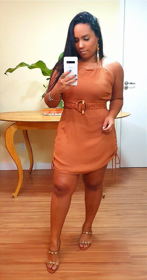 Vestido Choco