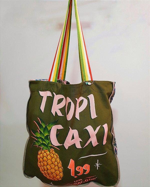 Bolsa Farm Maxi Tropicacalia