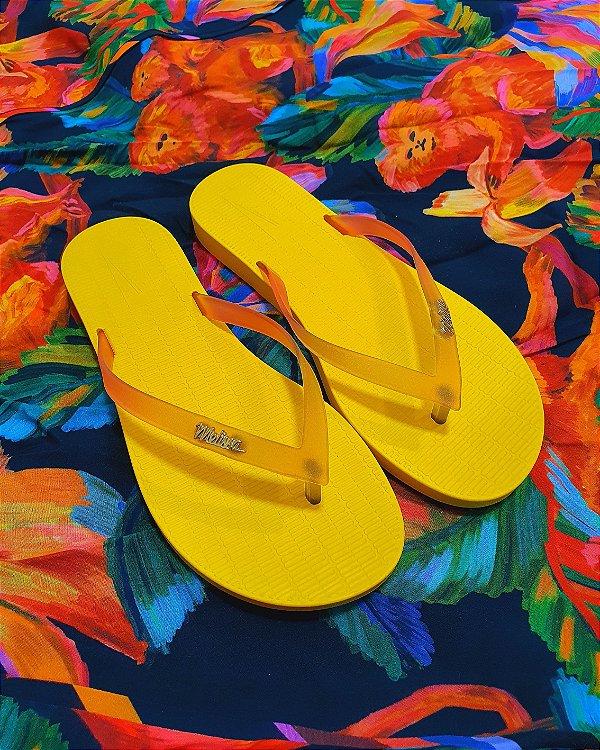 Melissa Sun Venice Amarelo