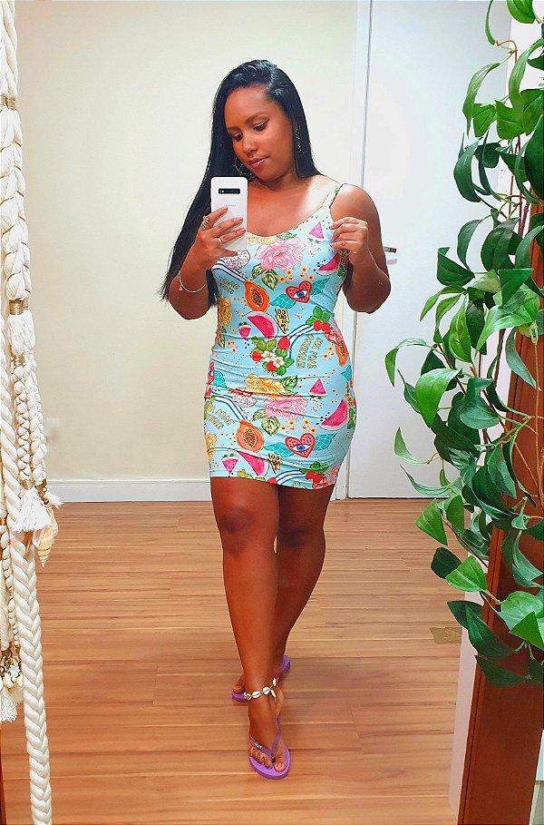 Vestido Oxente Liz