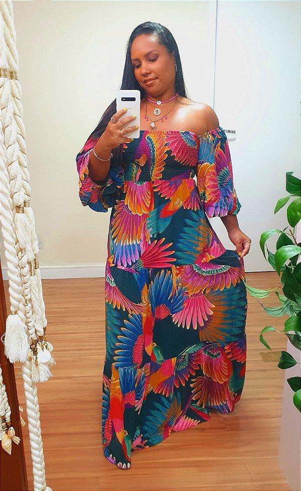Vestido Longo Frescor de Tucano Farm