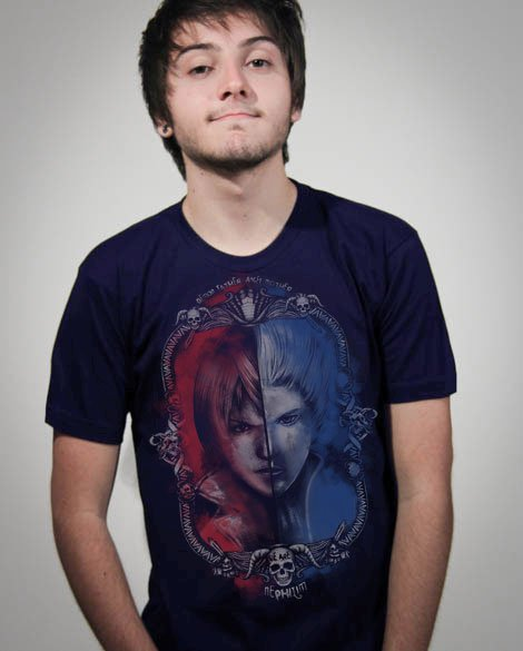 Camiseta Devil May Cry