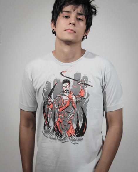 Camiseta Half-Life