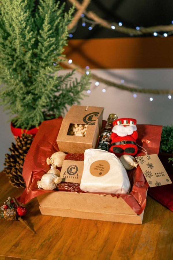 Caixa Mineirinha de Natal