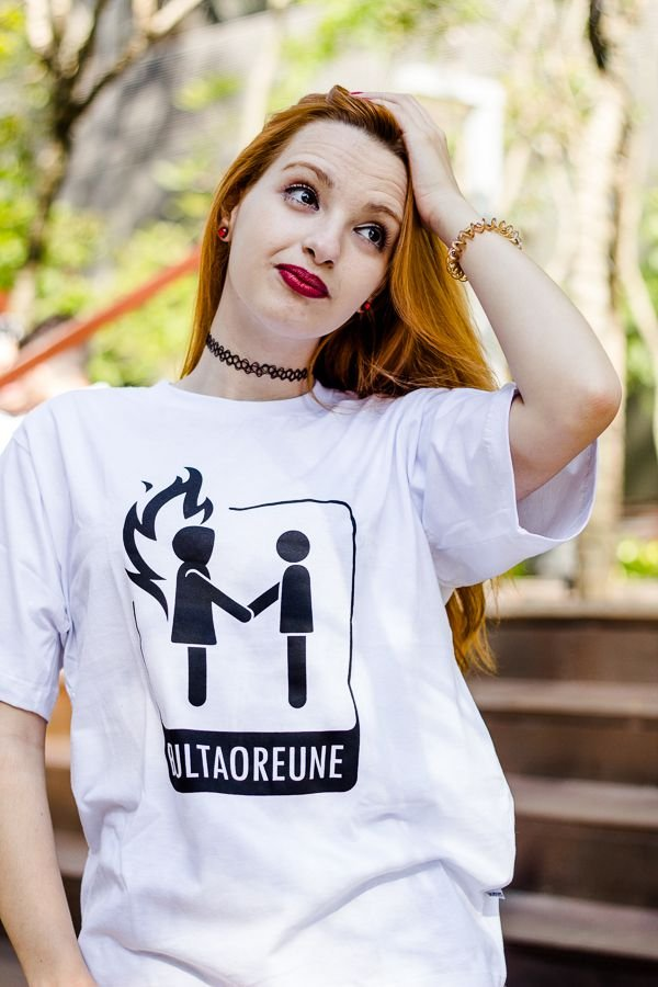 Camiseta - BULTAOREUNE