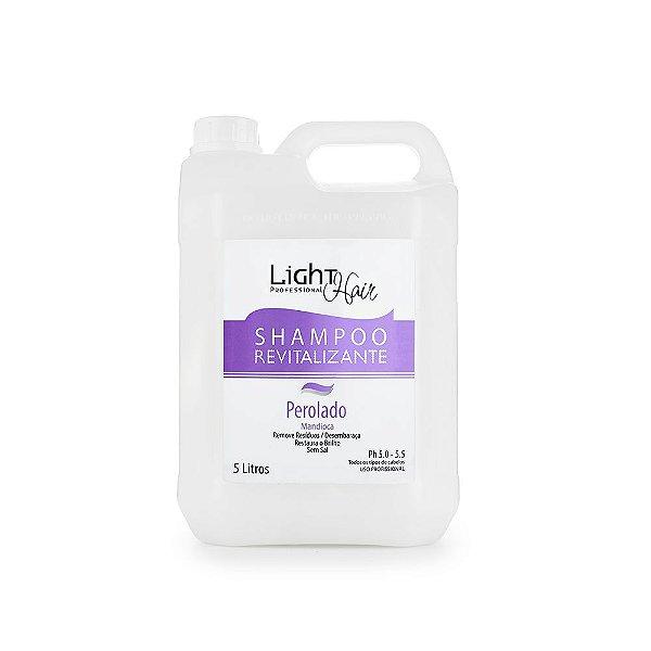 Shampoo Mandioca Revitalizante Perolado 5 L