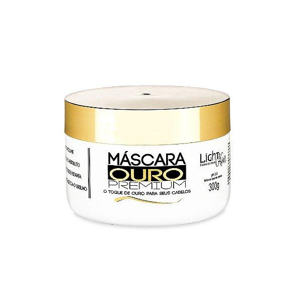 Máscara de Ouro Premium