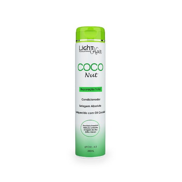 Condicionador Coconut 300 mL