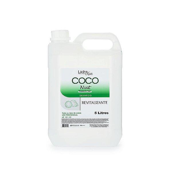 Shampoo Coconut Reparação Total 5L
