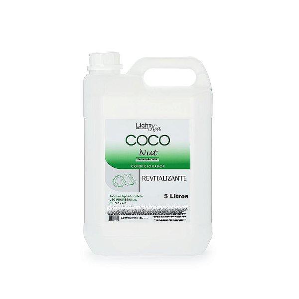 Condicionador Coconut Reparação Total 5L