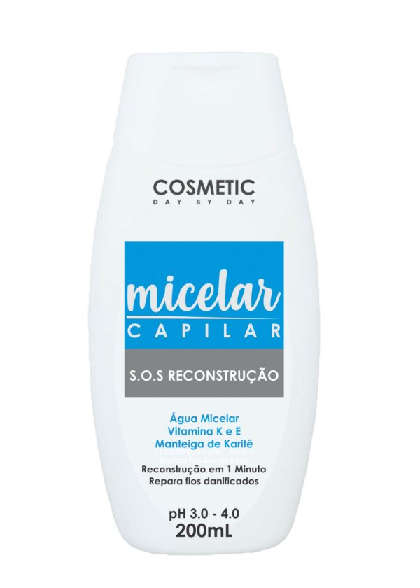 S.O.S Micelar 1 Minuto Cosmetic Day by Day