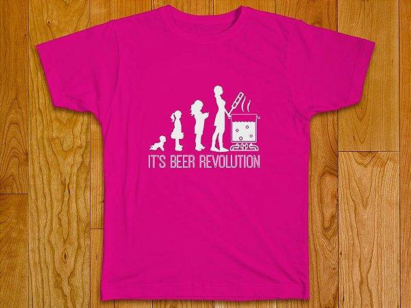 It's Beer Revolution! {Pink}