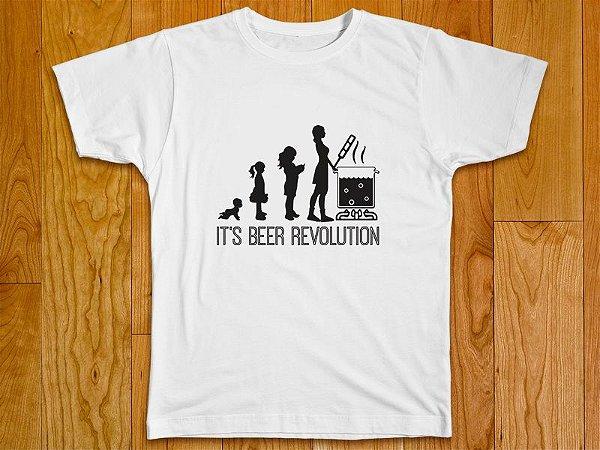 It's Beer Revolution! {White}