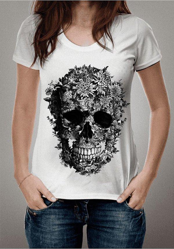Dark Skull flowers