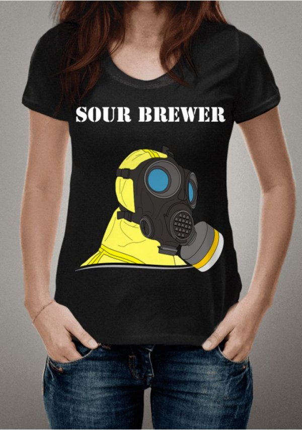 Sour Brewer - Preta