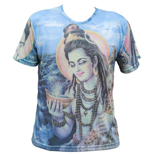 Camiseta Indiana  Deus Shiva