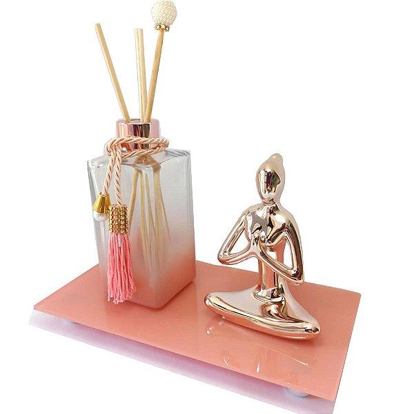 Difusor de varetas - aromatizador de bambu