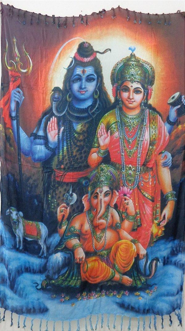 Canga Indiana - Deuses Hindus