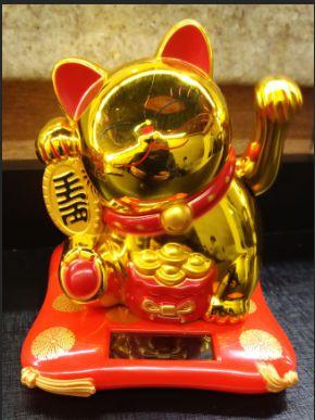 Gato da Sorte Manekineko