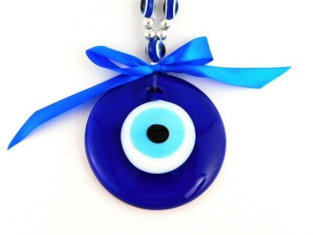 Olho Grego - Tira Mal Olhado - Médio e Pequeno
