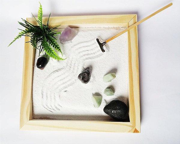 Enfeite Jardim Zen - 23 cm