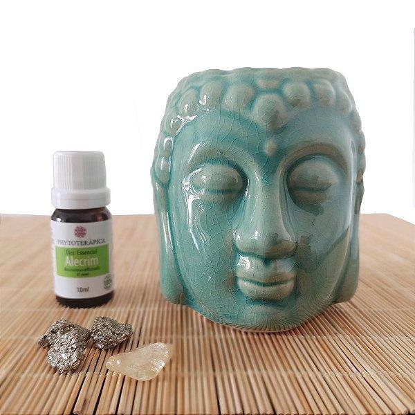 Difusor de aroma a vela - Rechaud - Buda