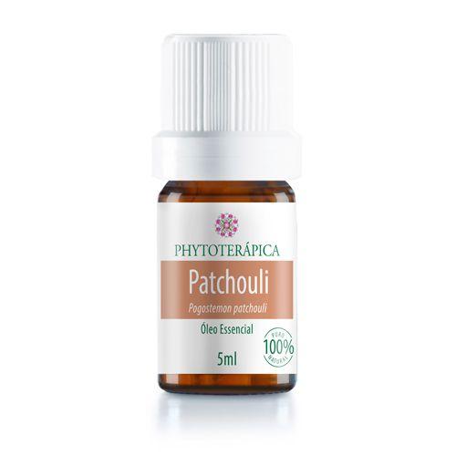 Óleo Essencial Patchouli  - Pogostemon patchouli 5 ml (Phytoterápica)