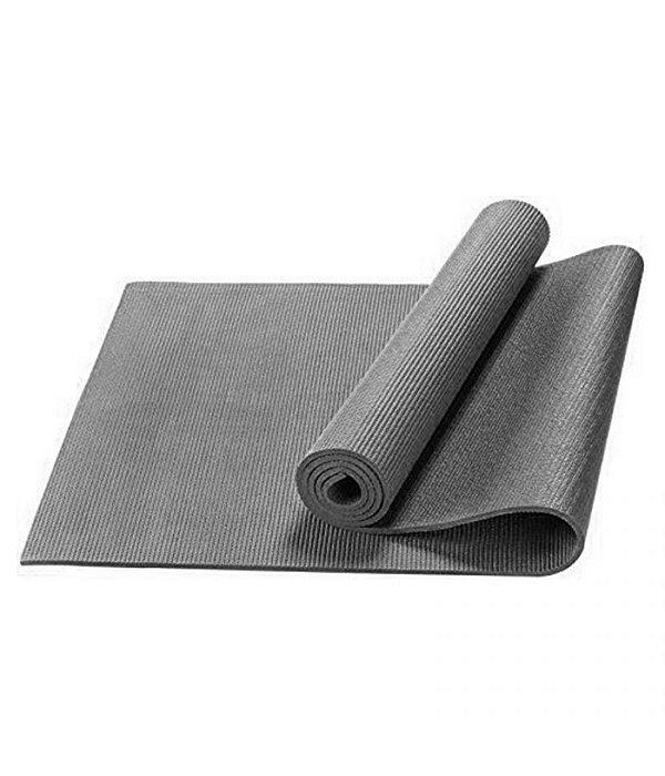 Tapete de Yoga - Cinza - 2 metros