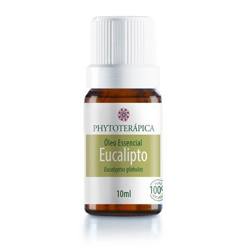 Óleo Essencial de Eucalipto Globulus - Eucalyptus globulus 10 ml (Phytoterápica)